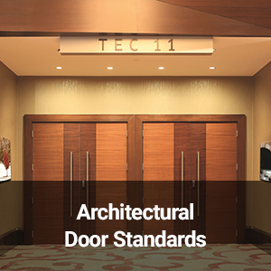 Architectural Door Standards